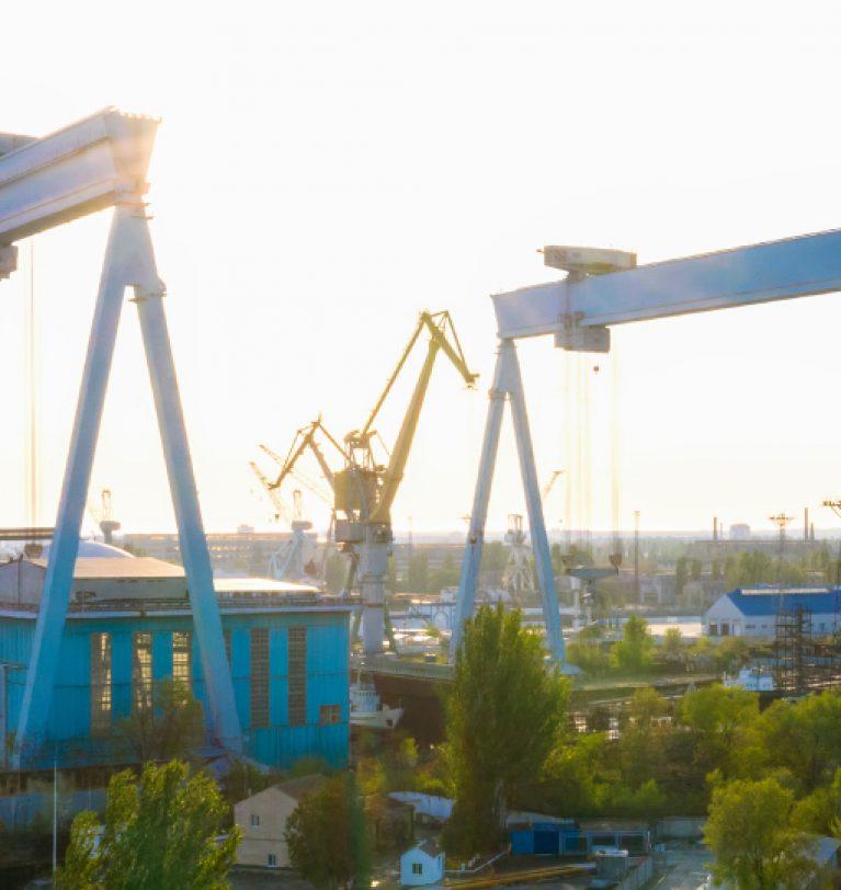 KADORR Agro подписала договор на перевалку в Николаевском порту