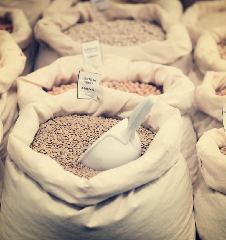 Запасы зерна в Украине сократились
