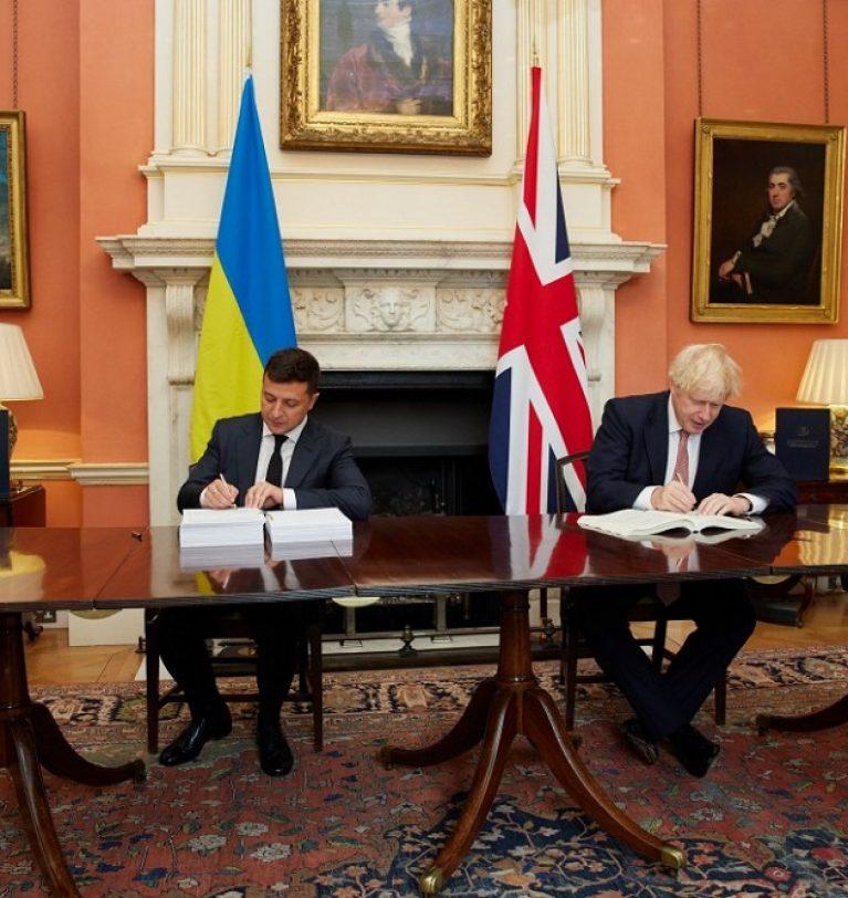 Подписано соглашение о свободной торговле с Великобританией