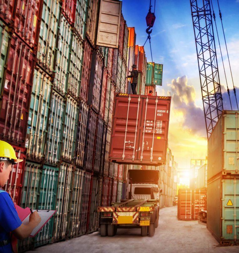 Проект о весовом контроле грузовиков в портах