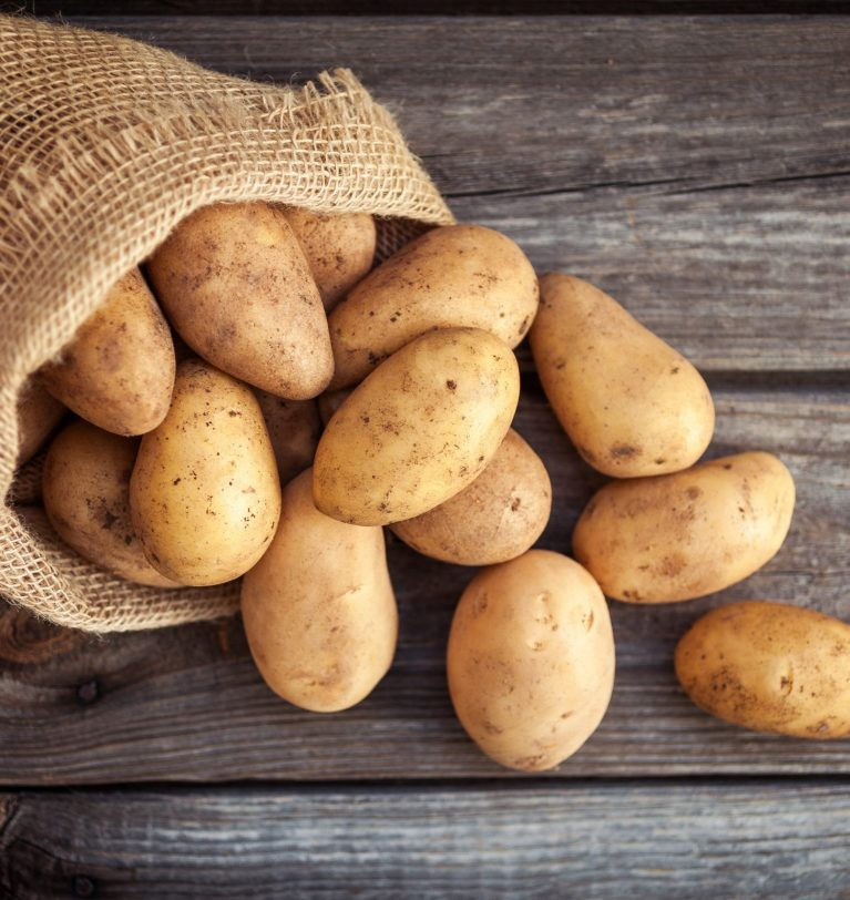 Цены на картофель выросли из-за непогоды