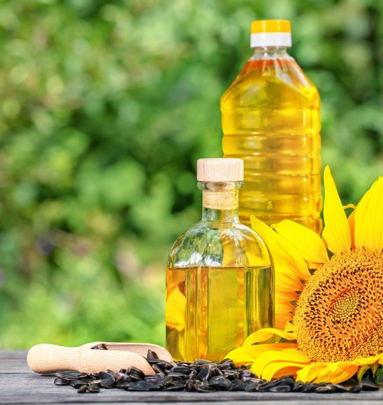 Украинское подсолнечное масло стоит дороже