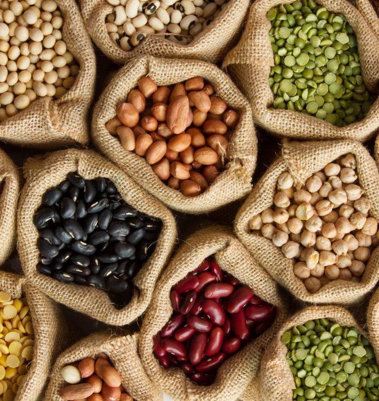 За період пандемії ринок бобових зріс на 9%