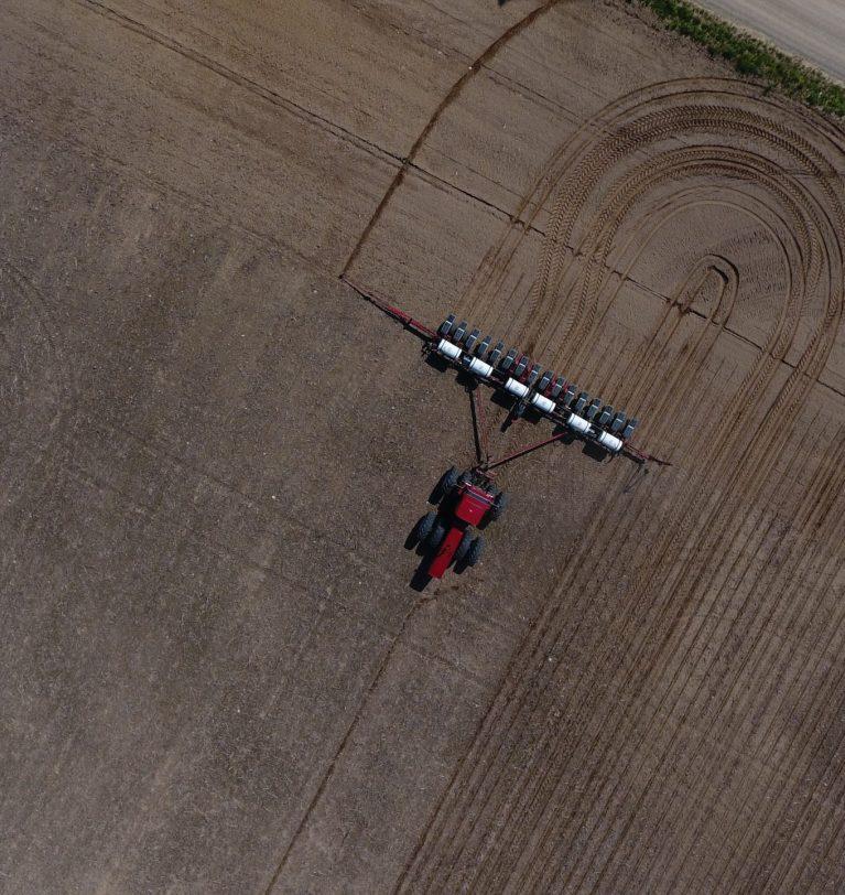 В Украине уже засеяно 20% яровых зерновых и зернобобовых