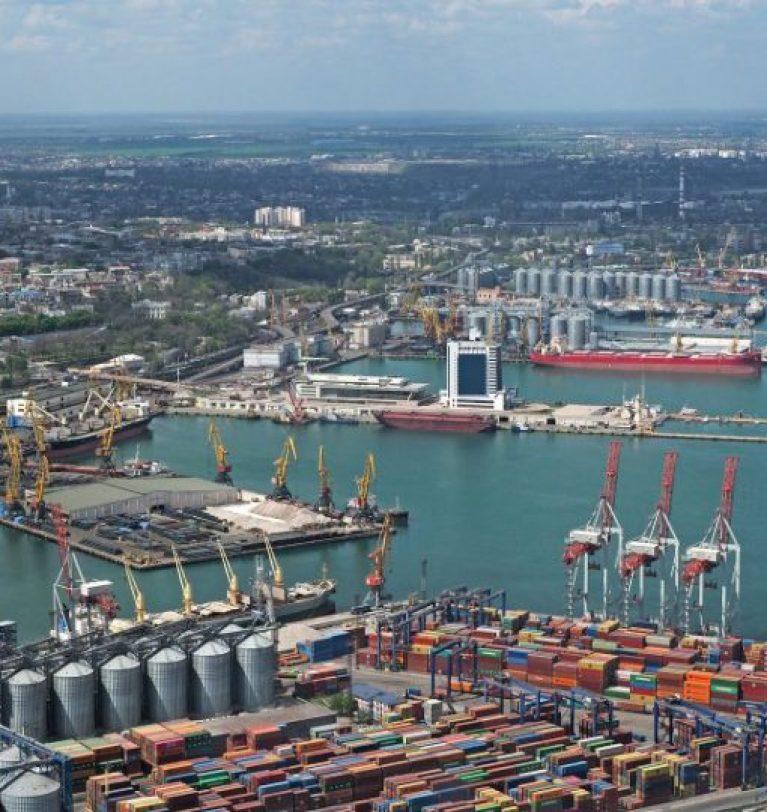 Одесский порт установил абсолютный рекорд
