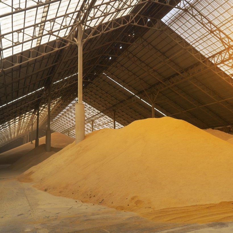 В Україні знизилися запаси зерна