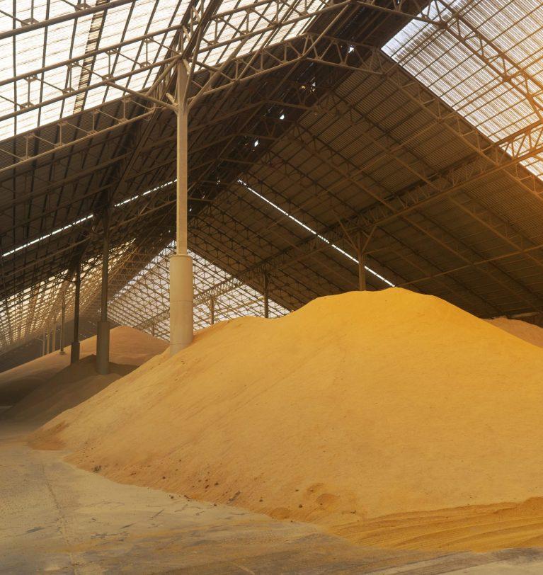 В Украине снизились запасы зерна