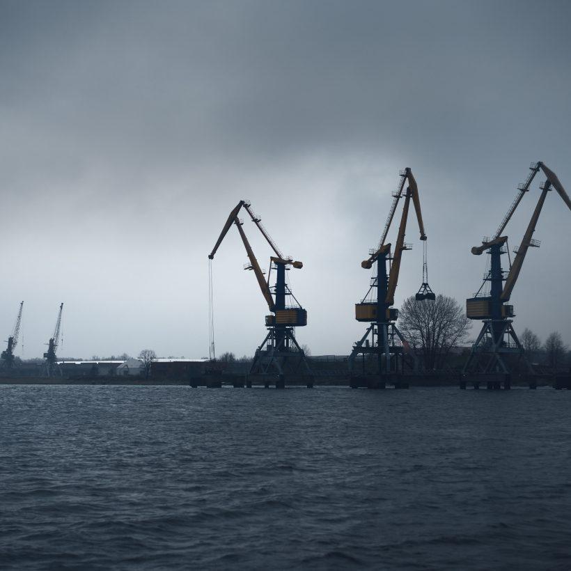 Порти Одеса, Ізмаїл та Чорноморськ обмежили роботу
