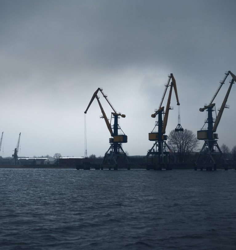 Порты Одесса, Измаил и Черноморск ограничили работу